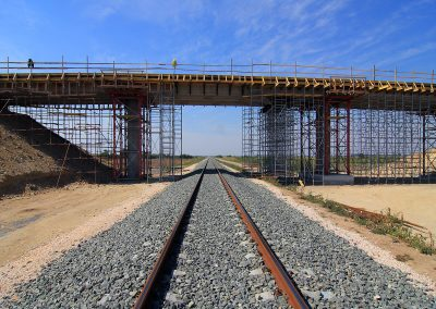 Електрификация и обновяване на ЖП линията в участък с.Крумово – гр.Първомай